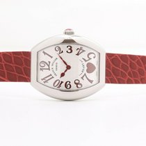Franck Muller Steel 34mm Quartz 5002 M QZ C 6H pre-owned United Kingdom, Oxford