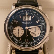A. Lange & Söhne Platinum 39mm Manual winding 403.035 pre-owned