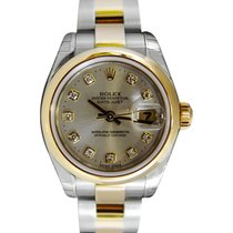 Rolex Lady-Datejust 26mm Silver