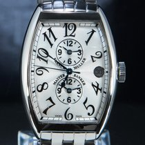 Franck Muller Steel 35mm Automatic 6850mb pre-owned