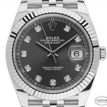 Rolex 126334 Gold/Stahl 2017 Datejust 41mm gebraucht Deutschland, Stuttgart