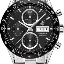 TAG Heuer Carrera Calibre 16 CV201AG.BA0725 new