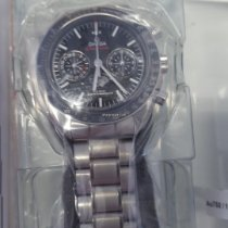 Omega Speedmaster Professional Moonwatch Moonphase Acero 44.25mm Negro