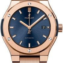 Hublot Automatic Blue new Classic Fusion