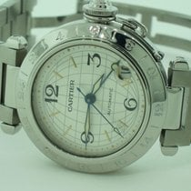 Cartier Pasha Seatimer W31089M7 pre-owned