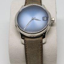 H.Moser & Cie. Perpetual Calendar Concept Blue Fume Unique Piece