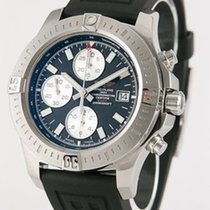 Breitling Colt Chronograph Automatic Stahl 44mm Schwarz