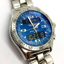 Breitling B-1 Chronograph Automatic Stainless Steel Men's...