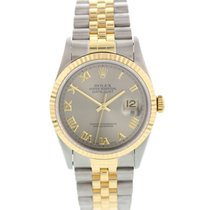 Rolex Oyster Perpetual Datejust 16233 Yellow Gold
