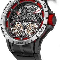 Roger Dubuis Excalibur Titanium Transparent United States of America, New York, Brooklyn