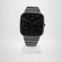 Rado r5.5 Ceramic 36,5mm Black Arabic numerals