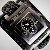 De Grisogono N15 GMT Tino Manta Fish Diamond Collection (37 MM)
