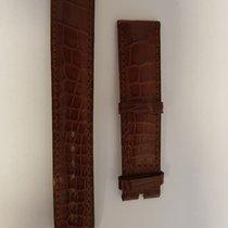 Eterna Leder Armband braun 20 mm 01128