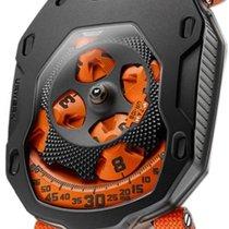 Urwerk UR-105 Black Orange +btc