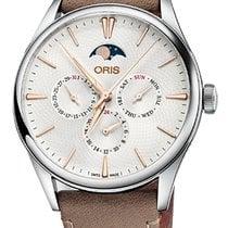 Oris Artelier Complication new Automatic Watch with original box 01 781 7729 4031-07 5 21 32FC