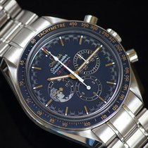 Omega 311.30.42.30.03.001 Steel Speedmaster Professional Moonwatch pre-owned