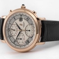 Audemars Piguet Millenary Chronograph Rose gold 41mm Silver Roman numerals United States of America, New York, NYC