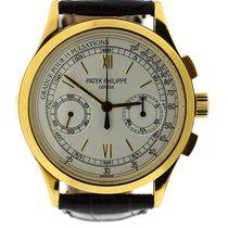 Patek Philippe Chronograph Oro amarillo 39mm