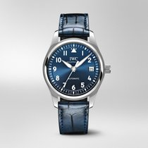 IWC Pilot's Watch Automatic 36 pre-owned Crocodile skin