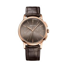 Zenith Elite Chronograph Classic Rose gold 42mm