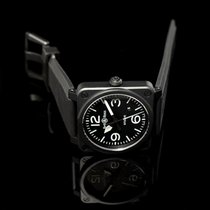 Bell & Ross BR 03-92 Ceramic new Automatic Watch with original box and original papers BR0392-BL-CE