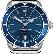 Breitling Superocean Héritage II 42 Steel 42mm Blue United States of America, Iowa, Des Moines