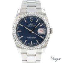 Rolex Datejust 116200 2008 gebraucht