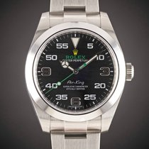 Rolex Steel Automatic 116900 pre-owned