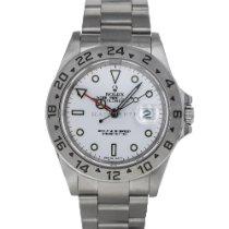 Rolex Explorer II Steel 40mm White No numerals United States of America, Maryland, Baltimore, MD