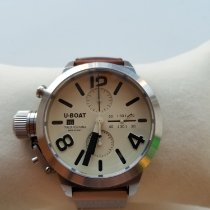 U-Boat pre-owned Automatic 45mm Champagne