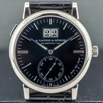 A. Lange & Söhne Langematik White gold 37mm Black United States of America, Massachusetts, Boston