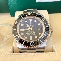 Rolex Sea-Dweller Deepsea 126660 2019 új