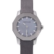 Century pre-owned Quartz 24mm Grey