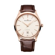 Jaeger-LeCoultre Master Ultra Thin Date Rose gold 39mm Champagne United States of America, Florida, Sunny Isles Beach