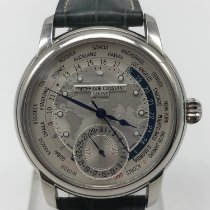 Frederique Constant Manufacture Worldtimer Acier France, Paris