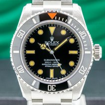 Rolex Submariner (No Date) HS01 New Steel 40mm Automatic