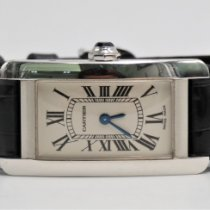 Cartier Tank Américaine 2489 2002 usados