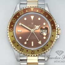 Rolex GMT-Master II 16713 1993 pre-owned
