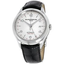 Baume & Mercier Clifton new Automatic Watch with original box M0A10112