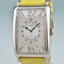 Franck Muller White gold 35mm Automatic 1300SC pre-owned