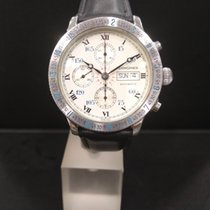 Longines L2.602.4 Steel 2010 Lindbergh Hour Angle 42mm pre-owned