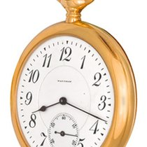 Waltham Yellow gold Manual winding 1894 pre-owned