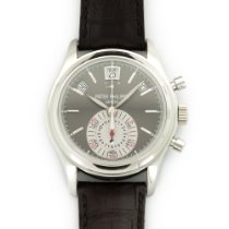 Patek Philippe Platinum Chronograph Watch Ref. 5960P