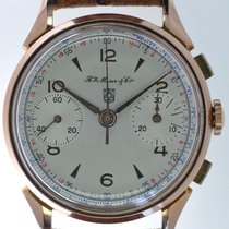 H.Moser & Cie. Mans Wristwatch Chronograph
