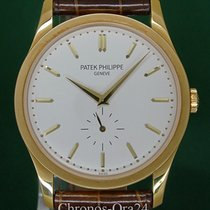 Patek Philippe Calatrava 5196 Manual Winding 18k Gold MINT...