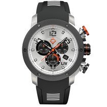Liv Watches Steel 45mm Quartz 1220.45.118.SRB201 new