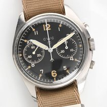 CWC Chronograph Issued to the British Royal Air Force Mono P