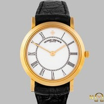江诗丹顿  Geneve Ultra-Thin  18K Gold 28mm Ladies