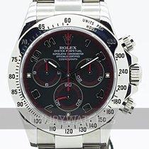 Rolex 116520 Stål Daytona 40mm