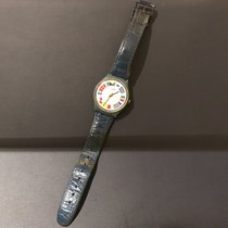 Swatch Plastic 11,60mm Quartz 584 pre-owned United States of America, New York, new york